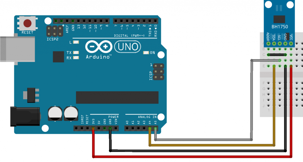Lichtsensor modul arduino optional smarthome your self