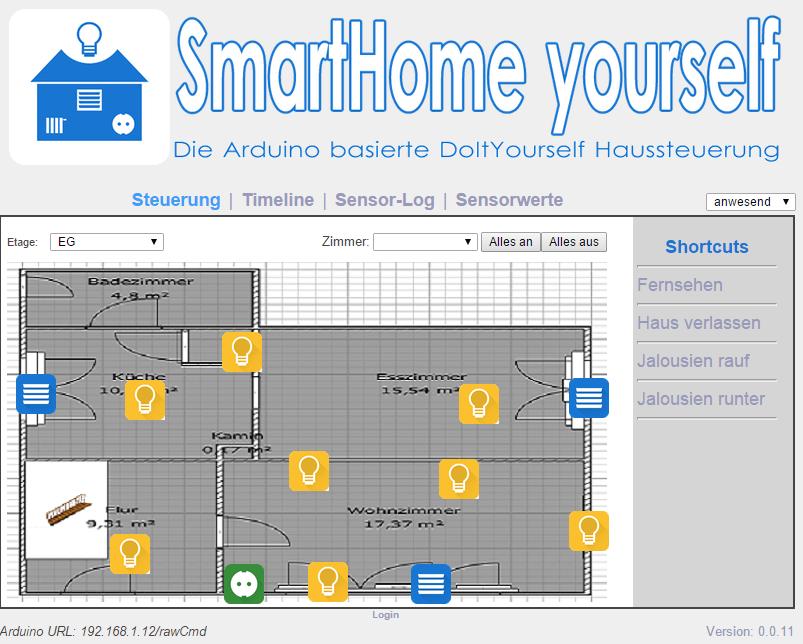 smart home steuerung fd01 hitoiro. Black Bedroom Furniture Sets. Home Design Ideas