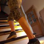 Treppen-Lauflicht mit Bewegungserkennung