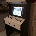 Arcade Game-Station mit Raspberry Pi und Retropie