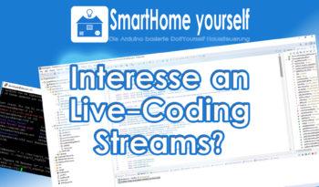 Lust auf Live-Coding Streams?
