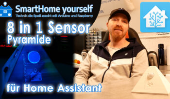 8 in 1 Sensor für Home Assistant