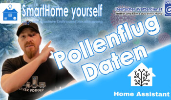 Pollenflug-Daten in Home Assistant